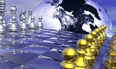 As relações estratégicas de disputa territorial referentes à Geopolítica