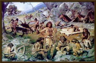 O pintor Zdenek Burian dedicou sua Arte à Pré-História e retratou brilhantemente