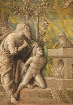 O sacrifício de Isaac será ponto de partida para a obra Temor e Tremor, do existencialista Kierkegaard