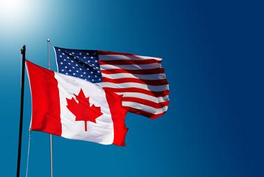 Estados Unidos e Canadá, os dois países da América Anglo-Saxônica