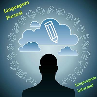 Em situações específicas de interlocução, exige-se o uso da linguagem formal, e nas demais, a linguagem informal
