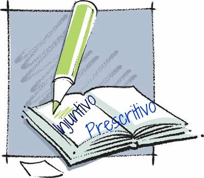 O texto injuntivo e o texto prescritivo se definem por características que os fazem distinguir entre si
