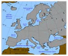 Você consegue construir o mapa da Europa?