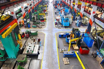 As economias de aglomeração formam uma consolidada estratégia industrial