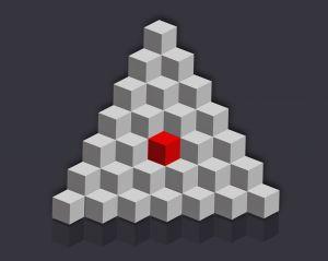 Triângulo? Pirâmide?