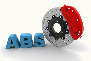 Os freios ABS evitam o travamento das rodas