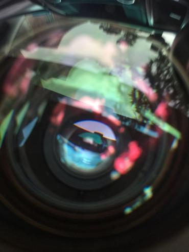 A aberração cromática é um fenômeno óptico