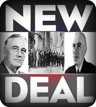 a study of franklin d roosevelts new deal University it has been accepted for inclusion in educational policy studies   analysis of fdr's educational policies in new deal programs.