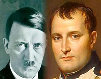 Hitler x Napoleão: teria o general corso inspirado o füher alemão?
