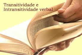 A transitividade verbal é demarcada pelo aspecto apresentado pelo verbo