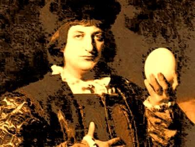 O ovo de Colombo expõe uma interessante forma de encarar o mundo.