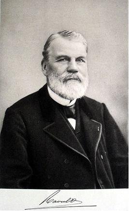 François Marie Raoult (1930-1901), criador da lei que leva seu nome