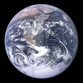 Aspecto da Terra