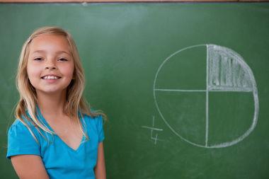 Quatro passos para aprender a somar ou subtrair frações