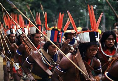 Índios - os primeiros habitantes da América