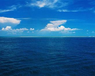 Águas oceâncias