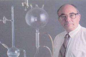 Esquema da aparelhagem experimental de Miller.