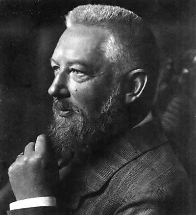 Friedrich Wilhelm Ostwald (1853-1932)