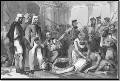 <i>Ilustração: Os Cipaios e a luta contra o imperialismo na Índia</i>