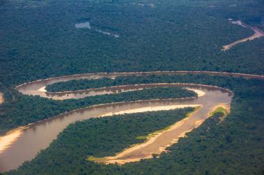 A umidade produzida na Amazônia é muito importante para o clima no Brasil
