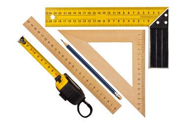 Metro linear o metro linear como medida de comprimento - Metro para medir ...