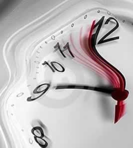 Contração do tempo