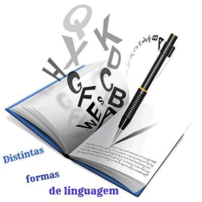 Tendo em vista a finalidade comunicativa a que se presta o discurso, deparamo-nos com diferentes formas de linguagem