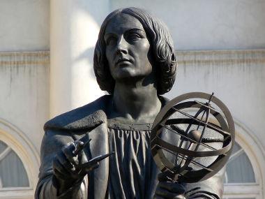 Nicolau Copérnico gerou uma revolução na forma de se pensar o universo no século XVI