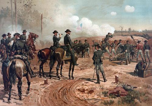 A Guerra Civil Americana foi o conflito mais sangrento da história dos EUA