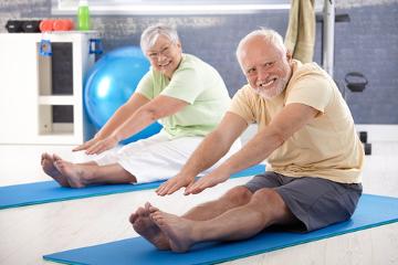 Atividade física pode ajudar a prevenir fraturas