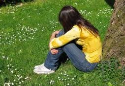 A tristeza é comum entre aqueles que não passam no vestibular