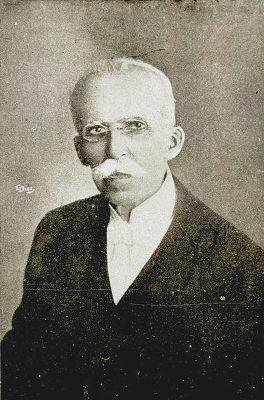 O intelectual e político Rui Barbosa era Ministro da Fazenda de Deodoro da Fonseca