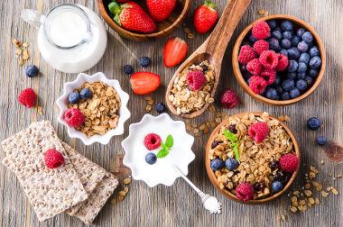 Blueberry – Mirtilo / Raspberry – Framboesa / Strawberry – Morango