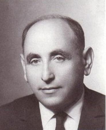 Isser, ou Isar, Harel – um dos principais nomes do Mossad