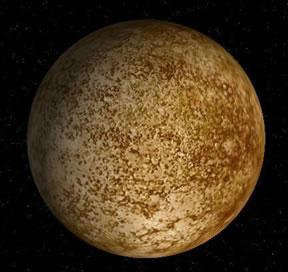 Mercúrio: o planeta com a maior temperatura média do sistema solar