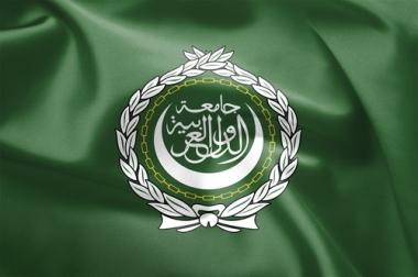 Bandeira da Liga dos Estados Árabes