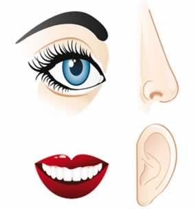 O efeito sinestésico se concretiza através da mistura de sensações materializada pelo trabalho com as palavras