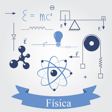A física e suas diferentes áreas de atuação