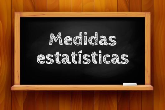 Uma vertente do estudo da Estatística são as medidas estatísticas, como as médias aritmética, ponderada e geométrica