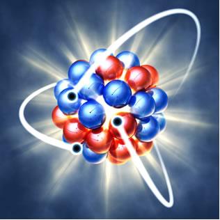 A Segunda Lei da Radioatividade explica a alteração que ocorre no núcleo atômico instável que emite uma partícula beta