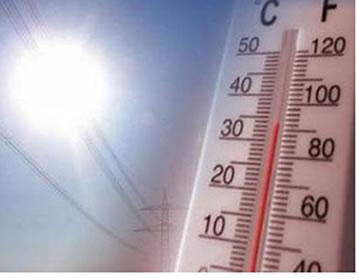 O termômetro é usado para medir a temperatura