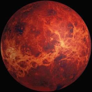 Aspecto visual de Vênus.