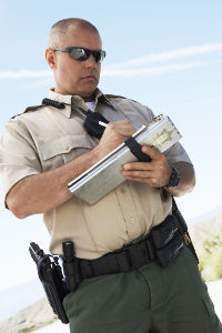 O papel social de um policial está ligado à salvaguarda da ordem social