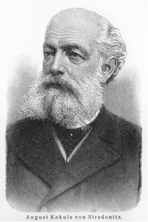 Friedrich August Kekulé Von Stradonitz (1829-1896)