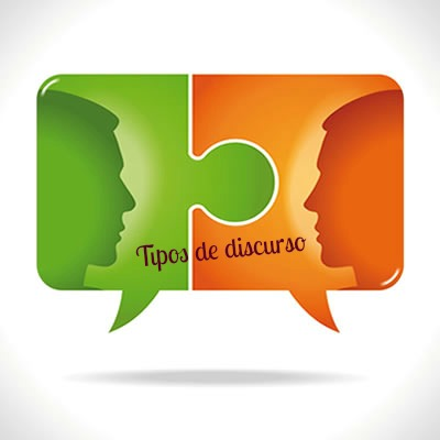 Os tipos de discurso se manifestam sob a forma direta, indireta ou, ainda, sob a modalidade indireto livre