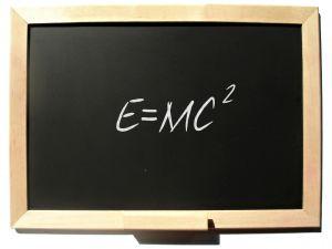 Equação mais famosa de Einstein