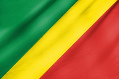 Bandeira da República do Congo