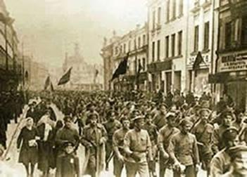 O regime russo antes da Revolução