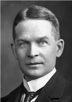 Frederick Soddy (1877-1956) foi o criador da primeira lei da radioatividade