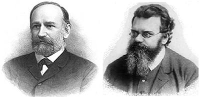 Josef Stefan e Ludwig Boltzmann